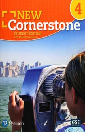 NEW CORNERSTONE / STUDENT EDITION WITH DIGITAL RESOURCES GRADE 4