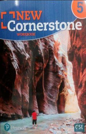 NEW CORNERSTONE / WORKBOOK GRADE 5