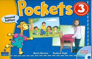 POCKETS STUDENT BOOK LEVEL 3 / 2 ED. (INCLUYE CD)