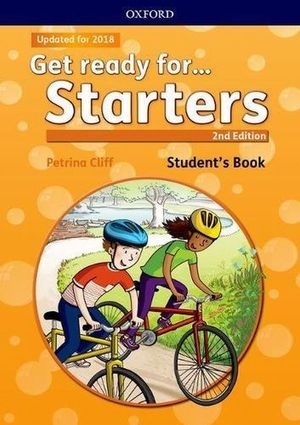 Get ready for Starters / 2 ed.