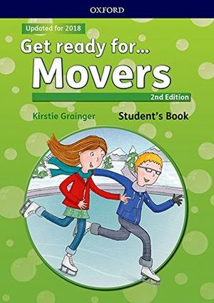 Get ready for Movers / 2 ed.