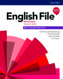 English File. Elementary Student's Book with online practice / 4 ed.