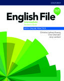 English File. Intermediate Student's Book with online practice / 4 ed.