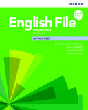 English File. Intermediate Workbook without key / 4 ed.