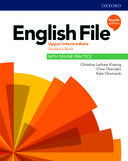 English File. Upper-intermediate Student's Book with online practice / 4 ed.