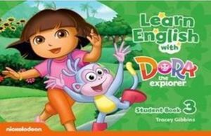 LEARN ENGLISH WITH DORA THE EXPLORER 3 (STUDENT BOOK)