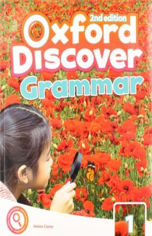 OXFORD DISCOVER GRAMMAR 1 (STUDENT BOOK) / 2 ED.