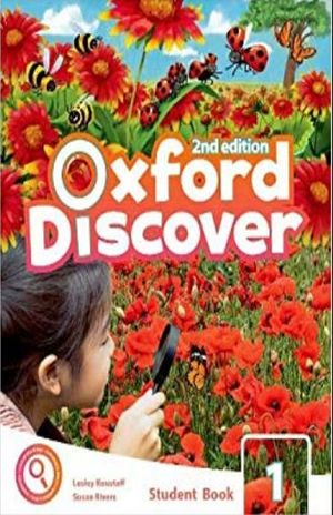 OXFORD DISCOVER 1 (STUDENT BOOK WITH APP PACK) / 2 ED.
