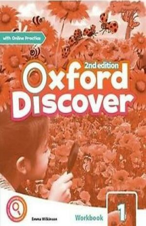 OXFORD DISCOVER 1 (WORKBOOK WITH ONLINE PRACTICE) / 2 ED.