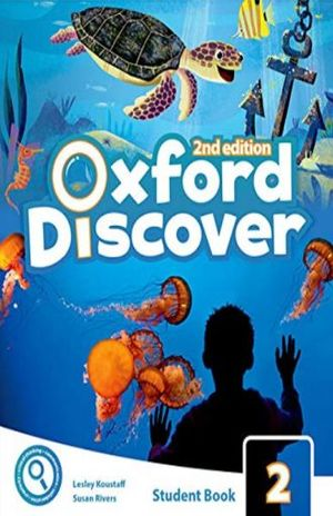 OXFORD DISCOVER 2 (STUDENT BOOK WITH APP PACK) / 2 ED.
