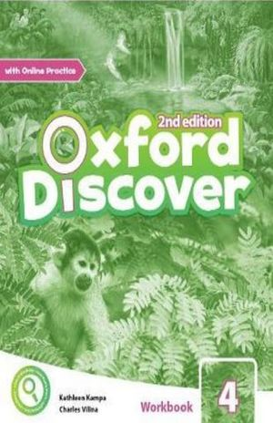 OXFORD DISCOVER 4 (WORKBOOK WITH ONLINE PRACTICE) / 2 ED.