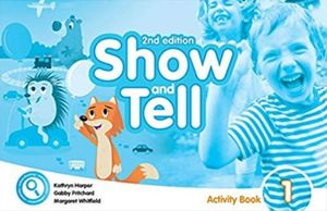 SHOW AND TELL 1 (ACTIVITY BOOK) / 2 ED.