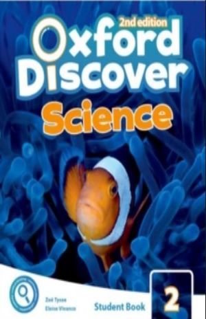 DISCOVER SCIENCE 2 (STUDENTS BOOK WITH ONLINE PRACTICE PACK) / 2 ED.