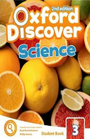 DISCOVER SCIENCE 3 (STUDENTS BOOK WITH ONLINE PRACTICE PACK) / 2 ED.