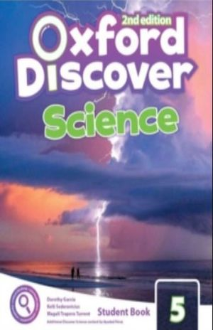 DISCOVER SCIENCE 5 (STUDENTS BOOK WITH ONLINE PRACTICE PACK) / 2 ED.