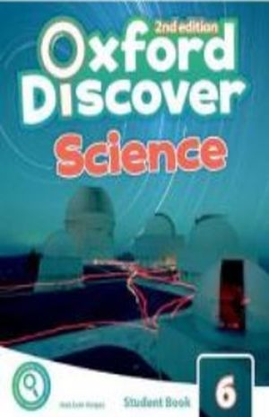 DISCOVER SCIENCE 6 (STUDENTS BOOK WITH ONLINE PRACTICE PACK) / 2 ED.