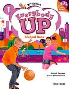 EVERYBODY UP 1. STUDENT BOOK / 2 ED. (INCLUYE CD)