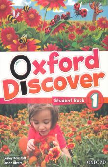 OXFORD DISCOVER 1. STUDENT BOOK