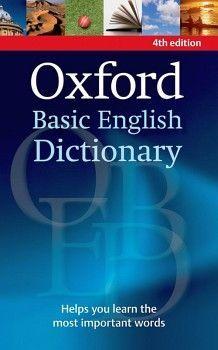 OXFORD BASIC ENGLISH DICTIONARY / 4 ED.