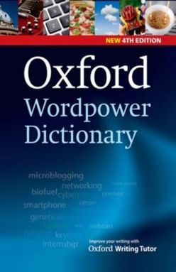 OXFORD WORDPOWER DICTIONARY / 4 ED.