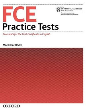 Cambridge English First Practice Tests without key