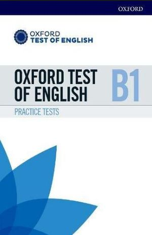 Oxford test of English B1 (practice tests)