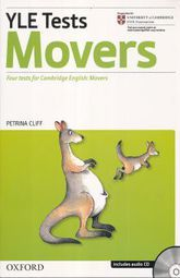 MOVERS. YLE TESTS (INCLUYE CD)