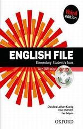 ENGLISH FILE ELEMENTARY. STUDENTS BOOK AND ITUTOR PACK / 3 ED.
