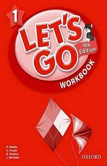 LETS GO 1 WORKBOOK / 4 ED.