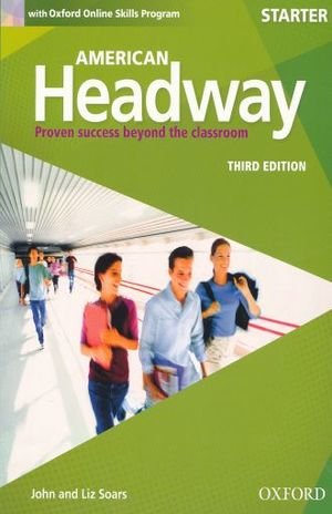 AMERICAN HEADWAY STARTER STUDENT BOOK / 3 ED.