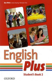 ENGLISH PLUS 2. STUDENTS BOOK