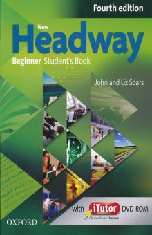 NEW HEADWAY BEGINNER STUDENTS BOOK (INCLUYE DVD - ROM) / 4 ED.