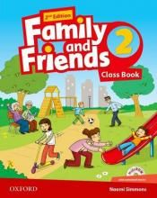 Family and Friends 1 Class Book / 2 ed.