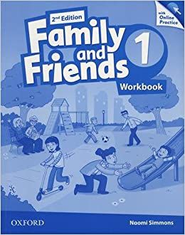 FAMILY AND FRIENDS 1 WORKBOOK / 2 ED.