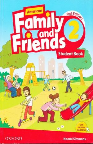 AMERICAN FAMILY & FRIENDS 2 STUDENT BOOK / 2 ED.