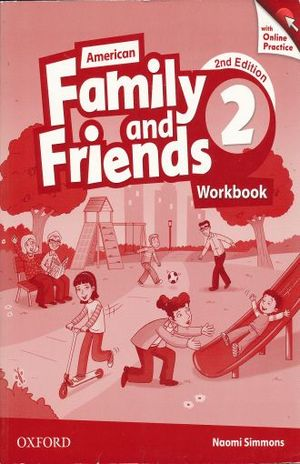 AMERICAN FAMILY & FRIENDS 2 WORKBOOK / 2 ED.