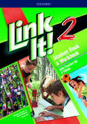 Link It! 2. Student Book & Workbook with practice kit & videos