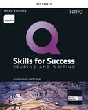 Q Skills for Success Intro. Reading and Writing / 3 ed.