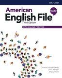 American English File Starter. Student's Book / 3 ed.