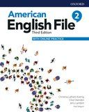American English File 2. Student's Book with online practice / 3 ed.