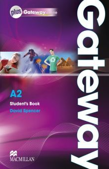 GATEWAY A2. STUDENTS BOOK + WEBCODE