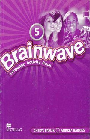 BRAINWAVE 5 LANGUAJE ACTIVITY BOOK