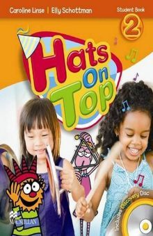 HATS ON TOP 2. STUDENT BOOK (INCLUYE CD)