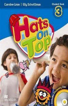 HATS ON TOP 3. STUDENT BOOK (INCLUYE CD)
