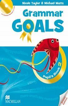 GRAMMAR GOALS 2 STUDENTS BOOK PACK