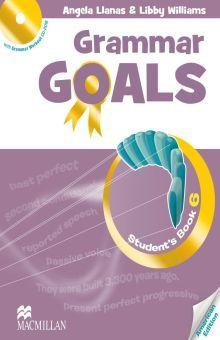 GRAMMAR GOALS 6 STUDENTS BOOK PACK