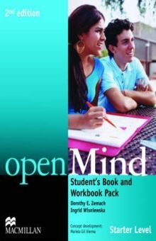 OPENMIND STARTER STUDENTS BOOK AND WORKBOOK PACK / 2 ED.