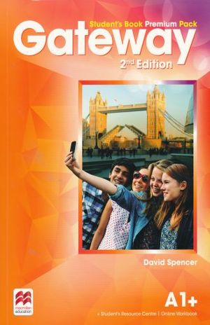 GATEWAY A1 + STUDENTS BOOK PREMIUM PACK / 2 ED.