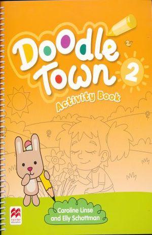 DOODLE TOWN 2 ACTIVITY BOOK