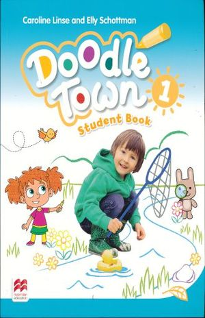 DOODLE TOWN 1 STUDENT BOOK